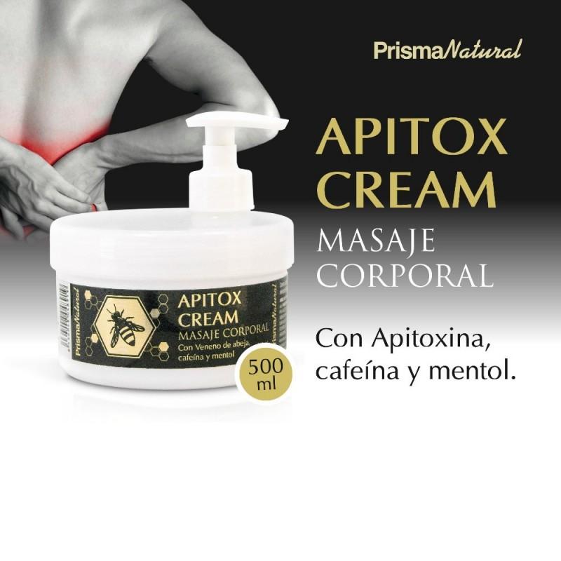 APITOX CREAM MASAJE CORPORAL