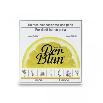 Per-Blanc Limón Dentífrico Natural