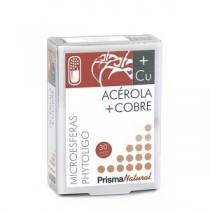 Acerola + Cobre Phytoligo de Prisma Natural