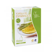 TORTILLA DE ESPÁRRAGOS GLOBALDIET