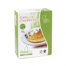 TORTILLA DE CHAMPIÑONES GLOBALDIET