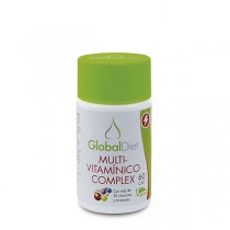 MULTIVITAMINICO COMPLEX 60 CAPS. GLOBALDIET