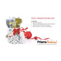 PACK 2 PRISMA NATURAL 2019