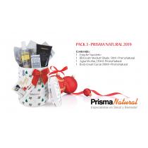 PACK 3 PRISMA NATURAL 2019