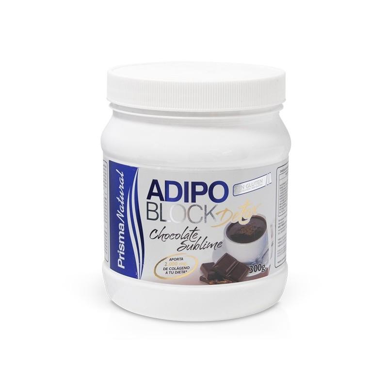 ADIPOBLOCK DETOX. CHOCOLATE SUBLIME. 300g de Prisma Natural