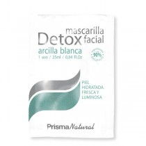 MASCARILLA DETOX FACIAL Prisma Natural
