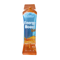 ENERGY BOOST GEL NARANJA