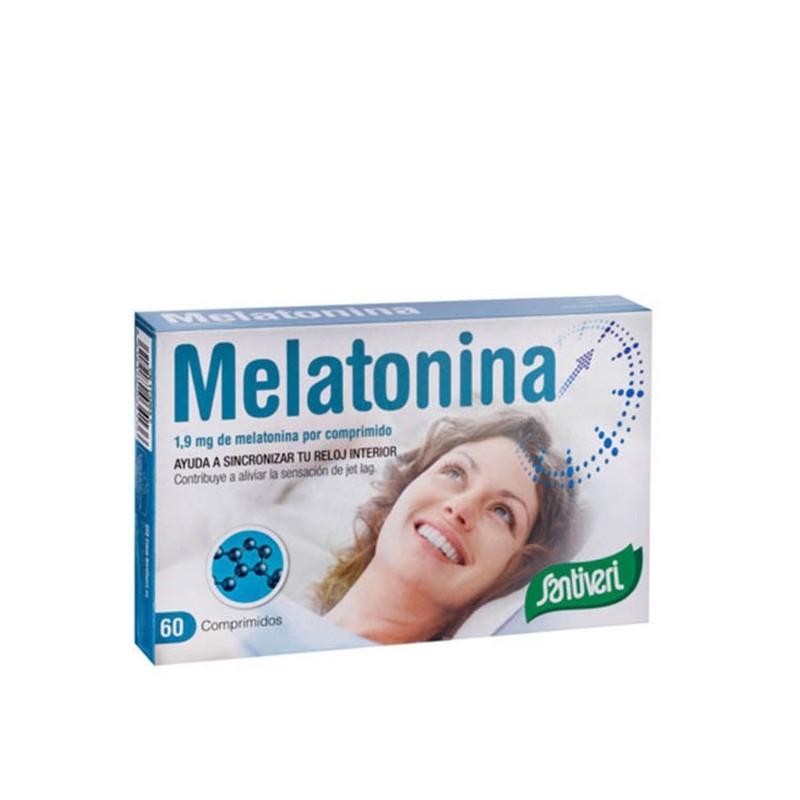 MELATONINA. 60 comprimidos de SANTIVERI.