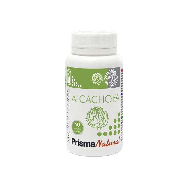 ALCACHOFA. 30 microesferas de Prisma Natural