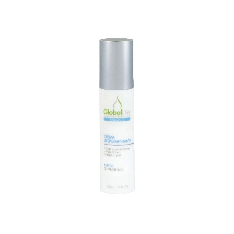 CREMA DESPIGMENTANTE SPF30. 50ml. GLOBALDIET