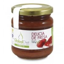DELICIA DE FRESA. 185g. GLOBALDIET