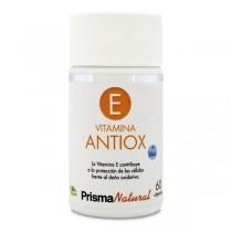 VITAMINA E ANTIOX. 60 cápsulas de Prisma Natural
