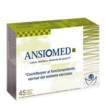 ANSIOMED. 45 capsulas de BIOSERUM