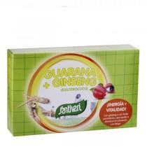 GUARANÁ + GINSENG 40 perlas