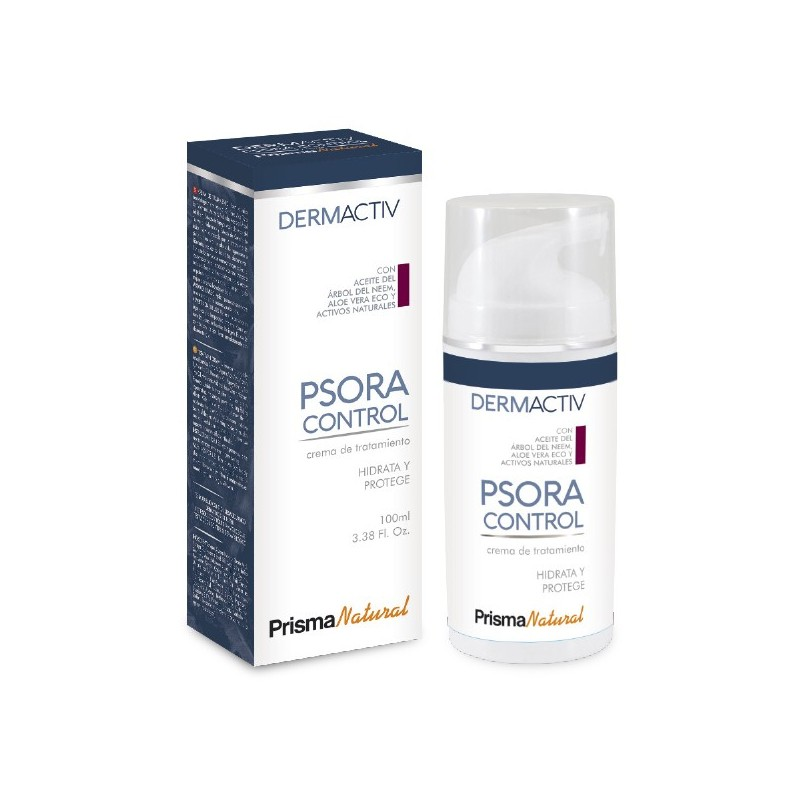 PSORA CONTROL. airless 100ml de Prisma Natural