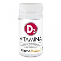 VITAMINA D3. 60 cápsulas