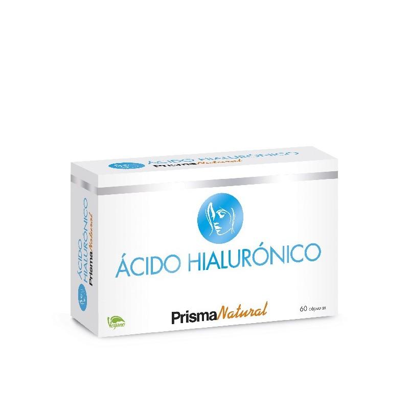 ÁCIDO HIALURÓNICO. 60 cápsulas de Prisma Natural