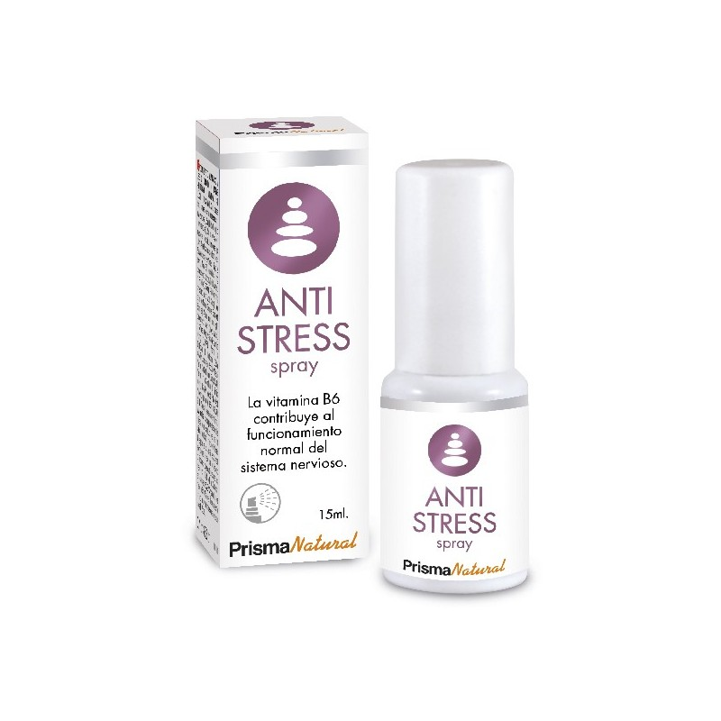ANTI STRESS. spray 15ml de Prisma Natural
