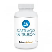 CARTILAGO DE TIBURON. 90 cápsulas de Prisma Natural