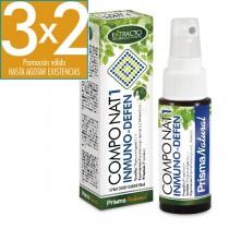 COMPO NAT1 INMUNODEFEN. spray 50ml de Prisma Natural