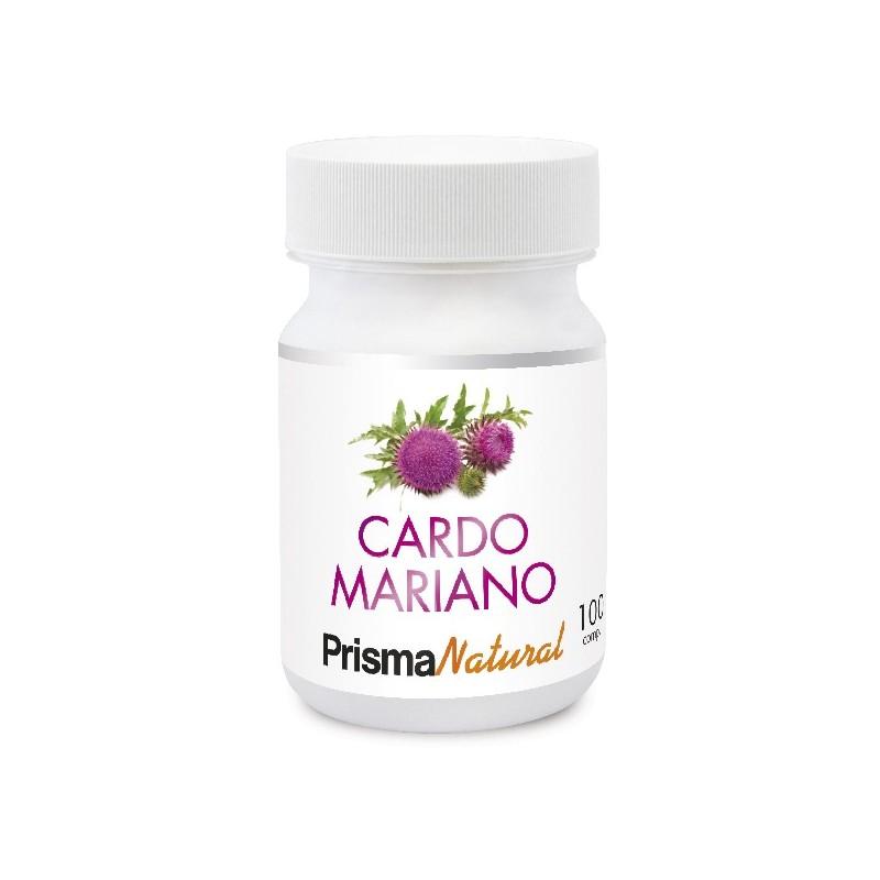 CARDO MARIANO. 100 comprimidos de Prisma Natural