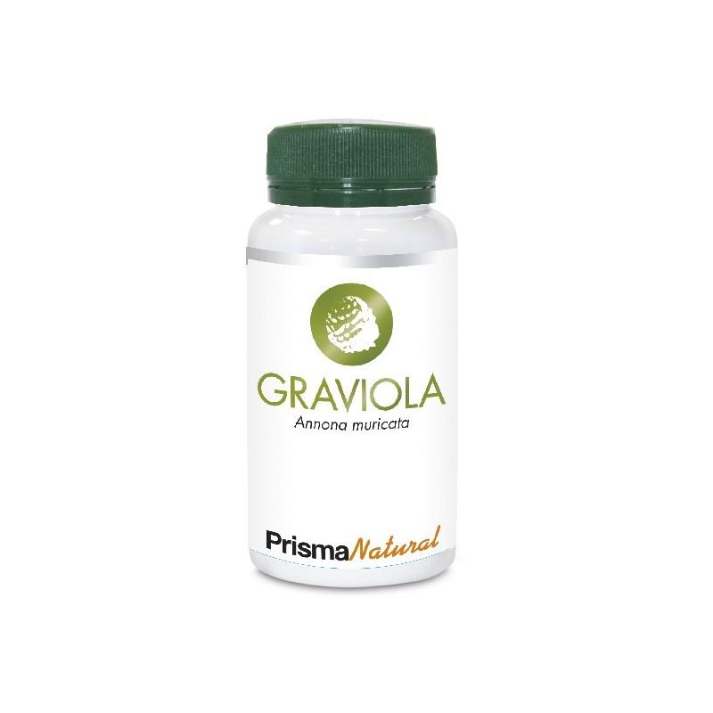 GRAVIOLA. 60 cápsulas de Prisma Natural