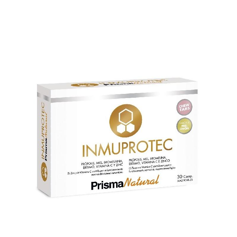 INMUPROTEC. 30 comprimidos de Prisma Natural