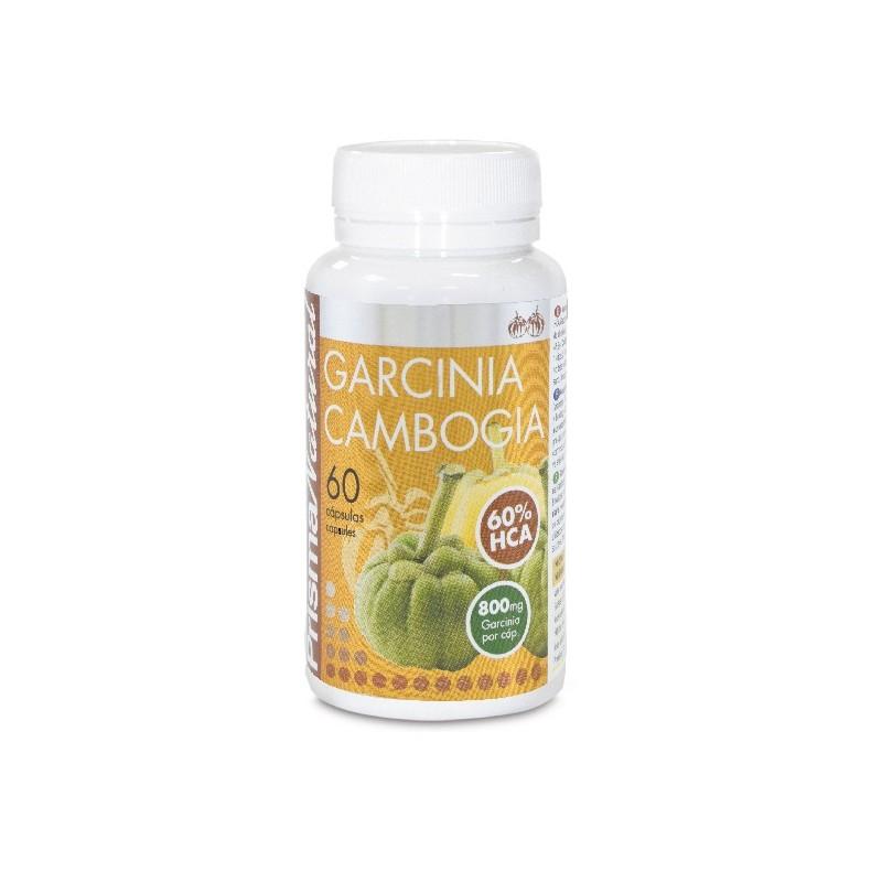 Garcinia Cambogia. 60 cápsulas de 800 mg de Prisma Natural