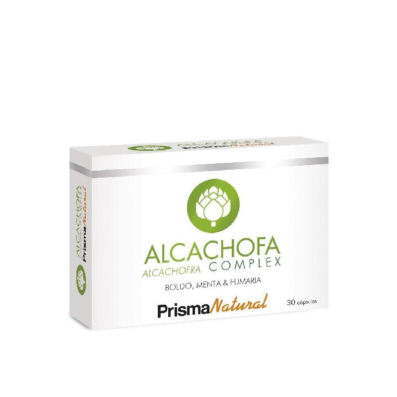 ALCACHOFA COMPLEX. 30 cápsulas de Prisma Natural