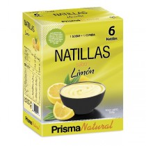 Natillas de Limón de Prisma natural