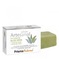 Jabón artesanal de Aloe Vera de Prisma Natural