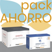 PACK: GINESITOL + SPERMFORTE