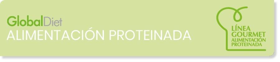 Globaldiet. Alimentación con alto contenido en proteína.
