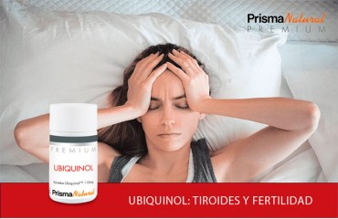 Ubiquinol y tiroides. Tu aliado para mejorar la fertilidad